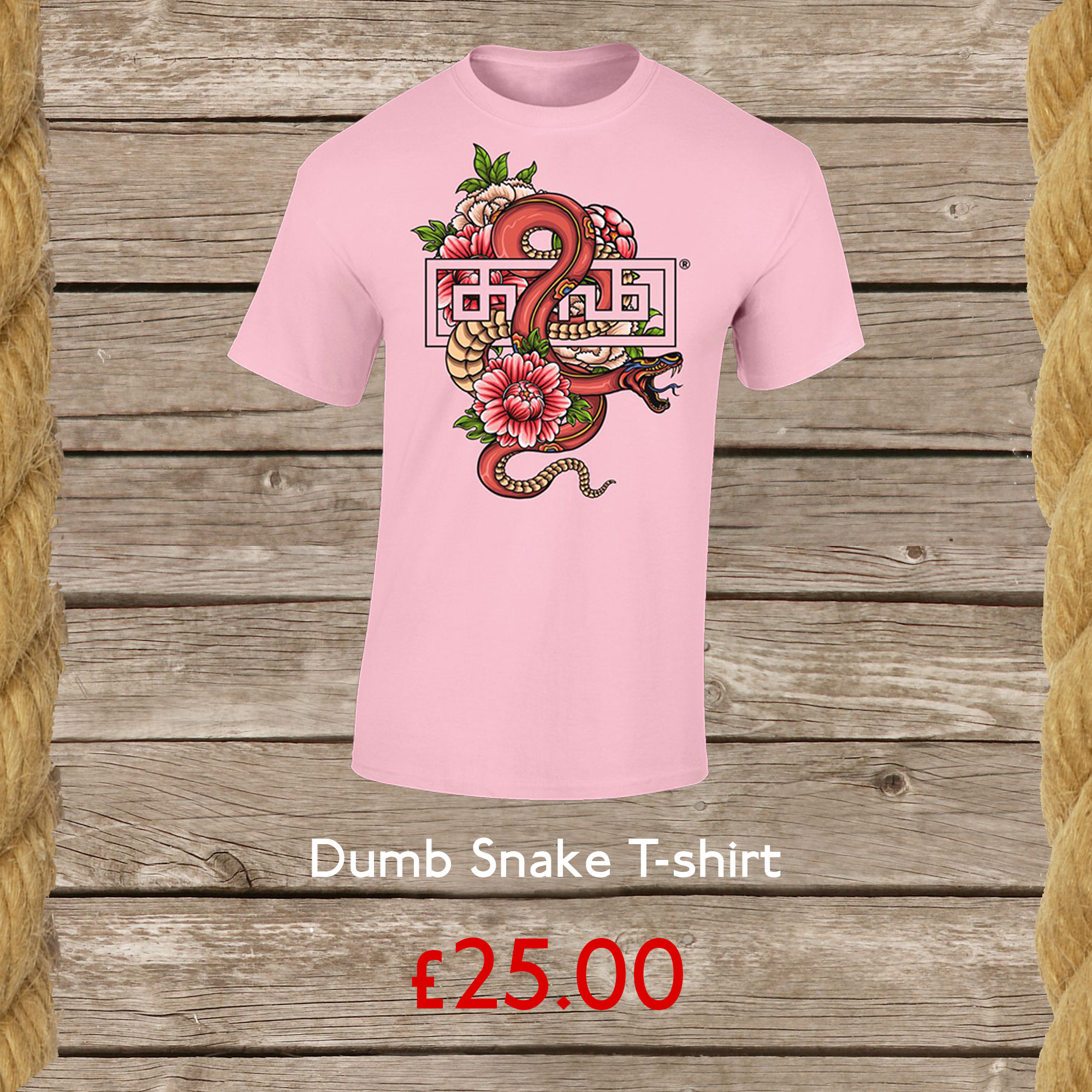 Snake T Pink w border.png