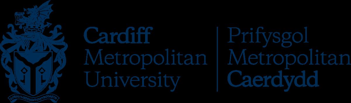 Cardiff Met Logo UNOFF Blue.png
