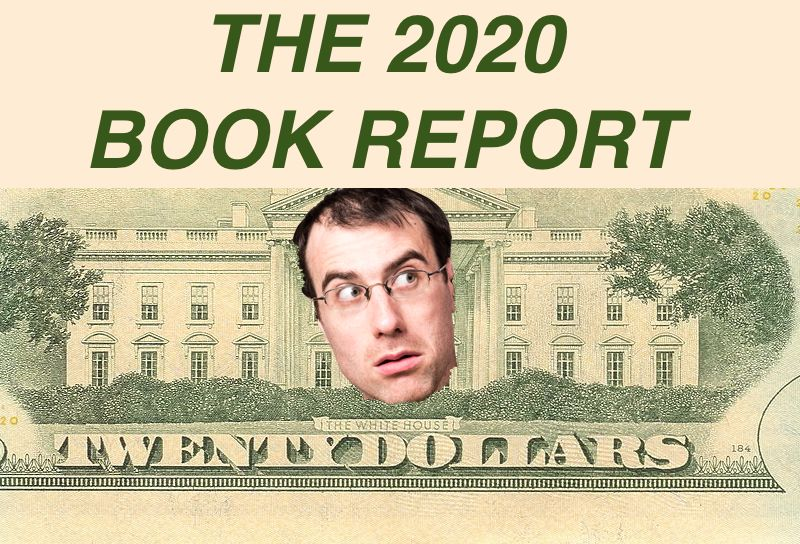The 2020 Book Report Logo - David Lawson Talks Onstage.jpg