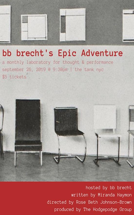 bb brecht's Epic Adventure-POSTERPICK - Rose Beth Johnson-Brown.jpg