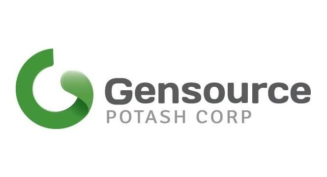 Gensource Potash - Private Placement Equity RaiseSaskatchewan-based potash mineFinancial Advisor
