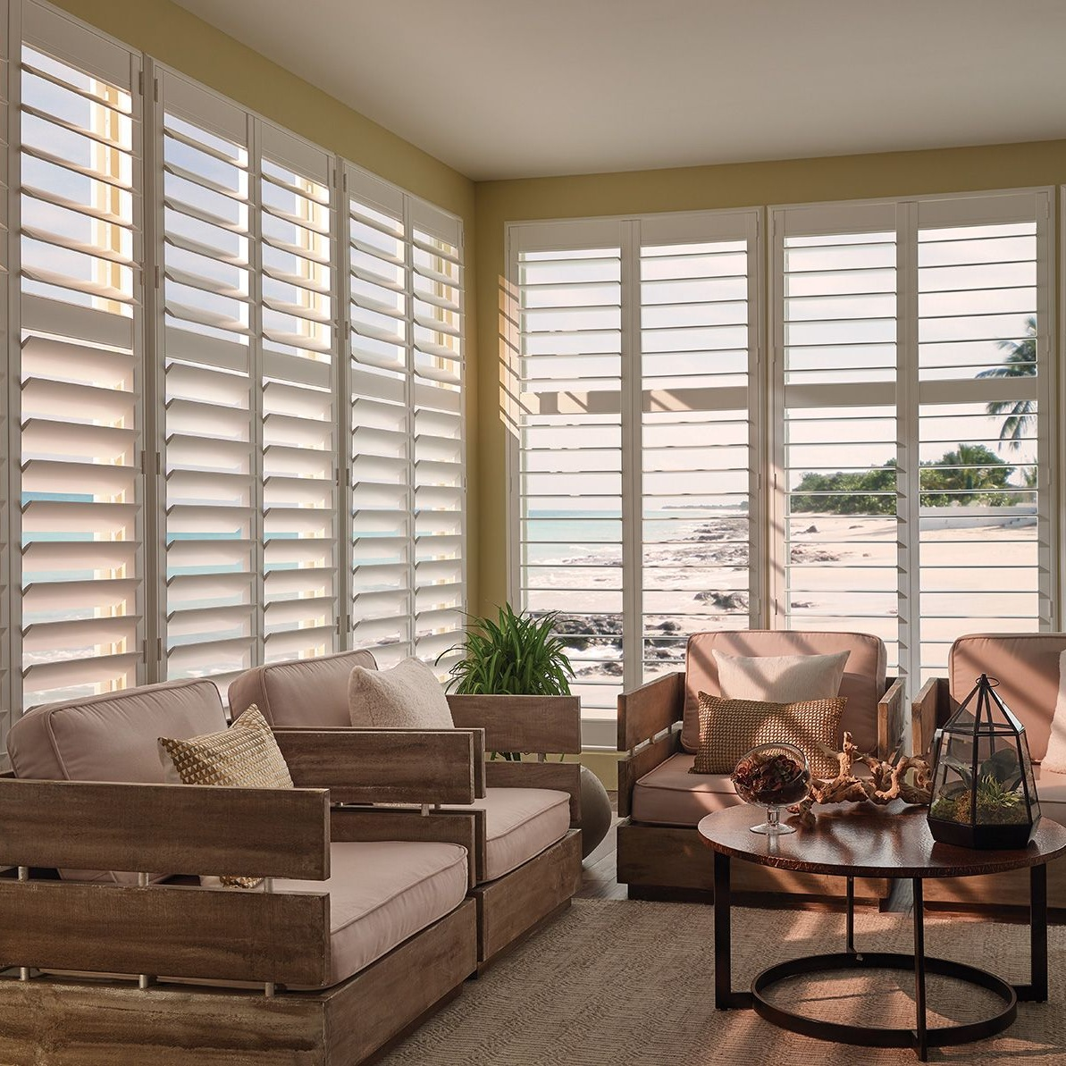 Shutters - Save up to 50% on Custom ShuttersHunter - Norman - Eclipse - KeyWest