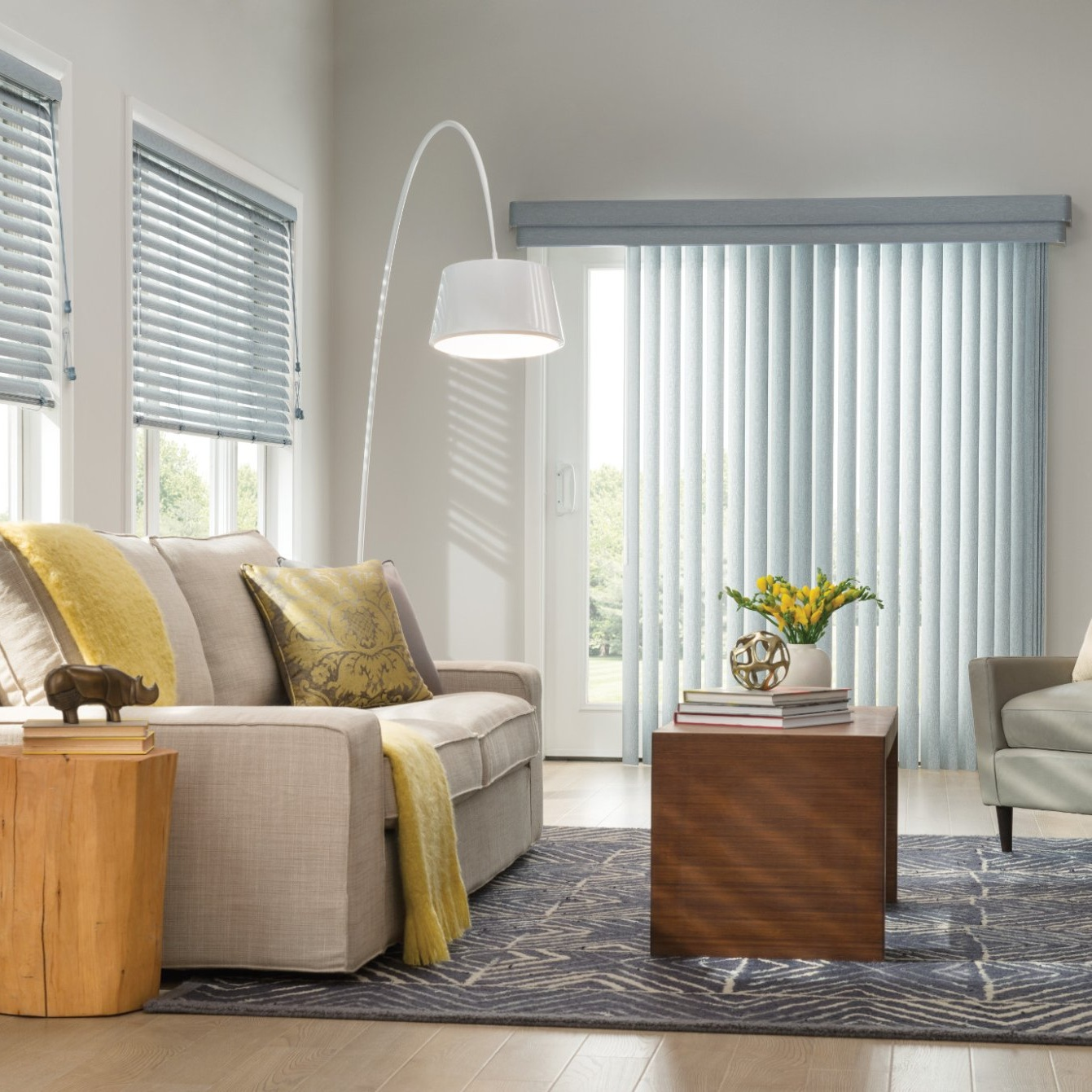 Blinds - Save up to 70% on Blinds and VerticalsNorman - Universal - Hunter