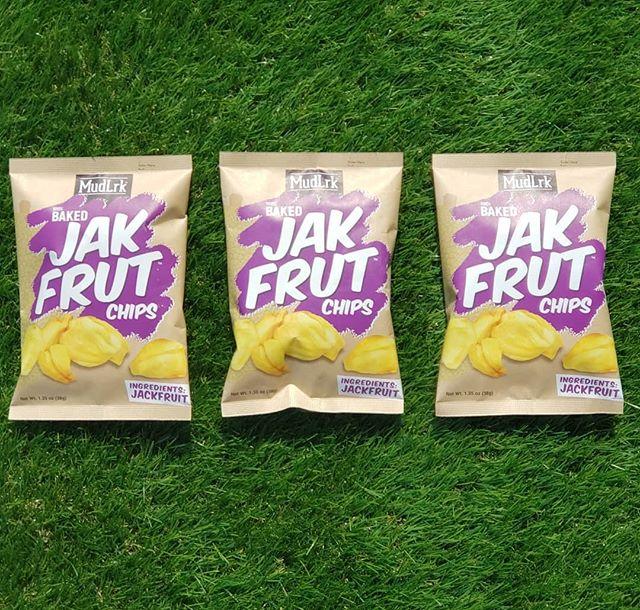 World's Largest Fruit. We made it into a chip!  Check out Amazon.com/MUDLRK . . #jackfruit #worldslargest #fruit #chips #snacks #JakFrut #fiber #oneingredient #singleingredient #bakedchips #snackgamestrong #compostablepackaging #art #foodforthought #foodart #mudlrk