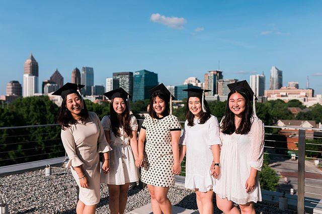 These cute gals graduated from Georgia Tech this spring! They've been inseparable since their freshman year of college so we had a ton of fun together! Best of luck in your futures, ladies!! I hope you always stay this close. 💗 . . . . . . . . . #keiradavisphoto #keiradavisphotography #createatl #atlantaphotographer #photography #risingtidesociety #photographer #portraitphotographer #portraiture #productphotography #productphotographer #lifestyle #authenticstorytelling #canon #advocate #passion #communityovercompetition #atlanta #marietta #kennesaw #atlantaseniorphotographer #classof2019 #seniorinspire #thetwelfthyear #theseniorcollective #georgiatech #georgiatechgrad #gatech #atlantagrad