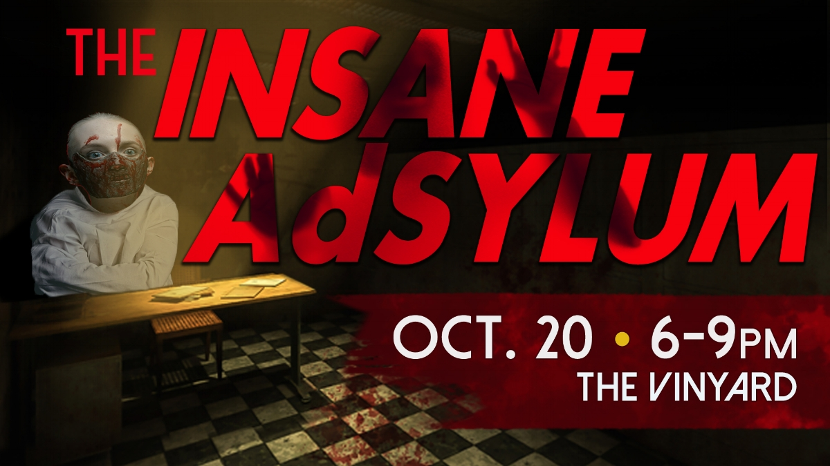 Grab your ghouls & join us for a haunted tour + night of socializing.