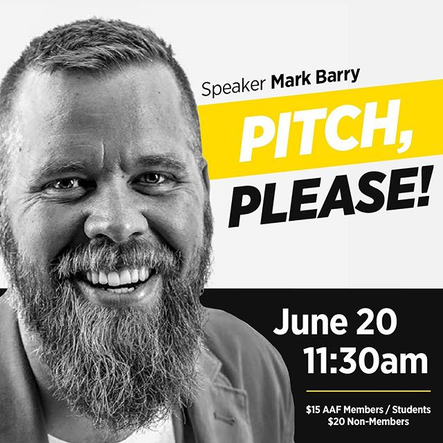 Pitch, Please! Presented by @coworkannex with speaker Mark Barry.  Having a great idea 💡 isn't enough. The real goal is having others believe in you and buy into your great idea.  Join us June 20th for a quick look at some proven strategies that can help when its your turn to talk.  More info + RSVP link in bio 🌐