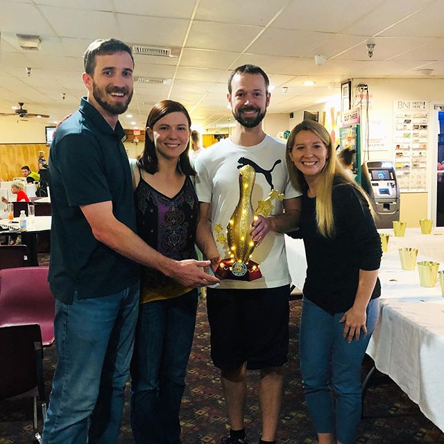 Congratulations to the winners from tonight's movie character themed AAF Bowling Tournament! 🎞🎳 @lamaradvertisingcompany won highest score🏆 @duncanmccalladv won lowest score 🏆 &  @pen_air_fcu won best team spirit 🏆  Thank you to everyone who participated, donated an auction item and put in the time to make this such a fun event 🙌