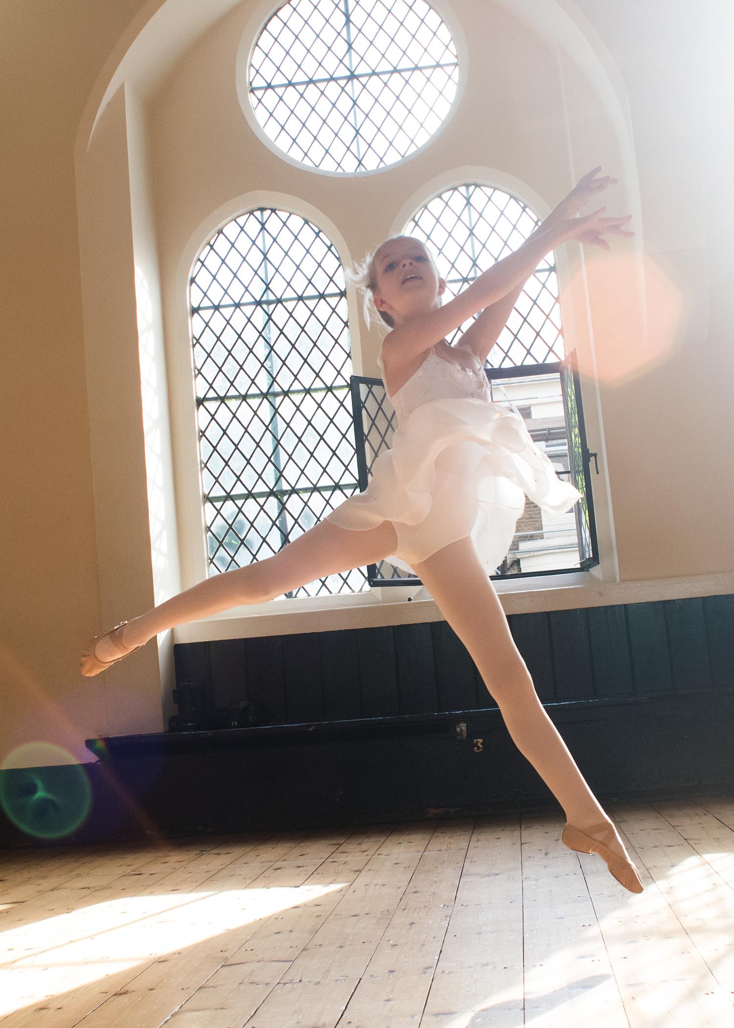 The Genée Dance Challenge Dress Rehersal
