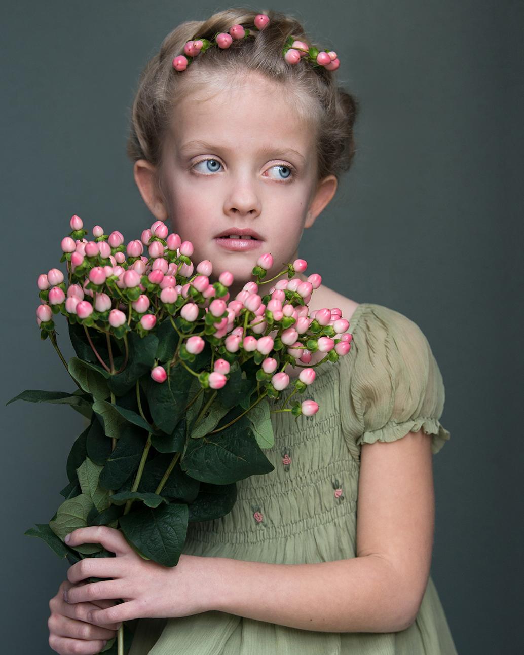 Fine Art Children Portraits