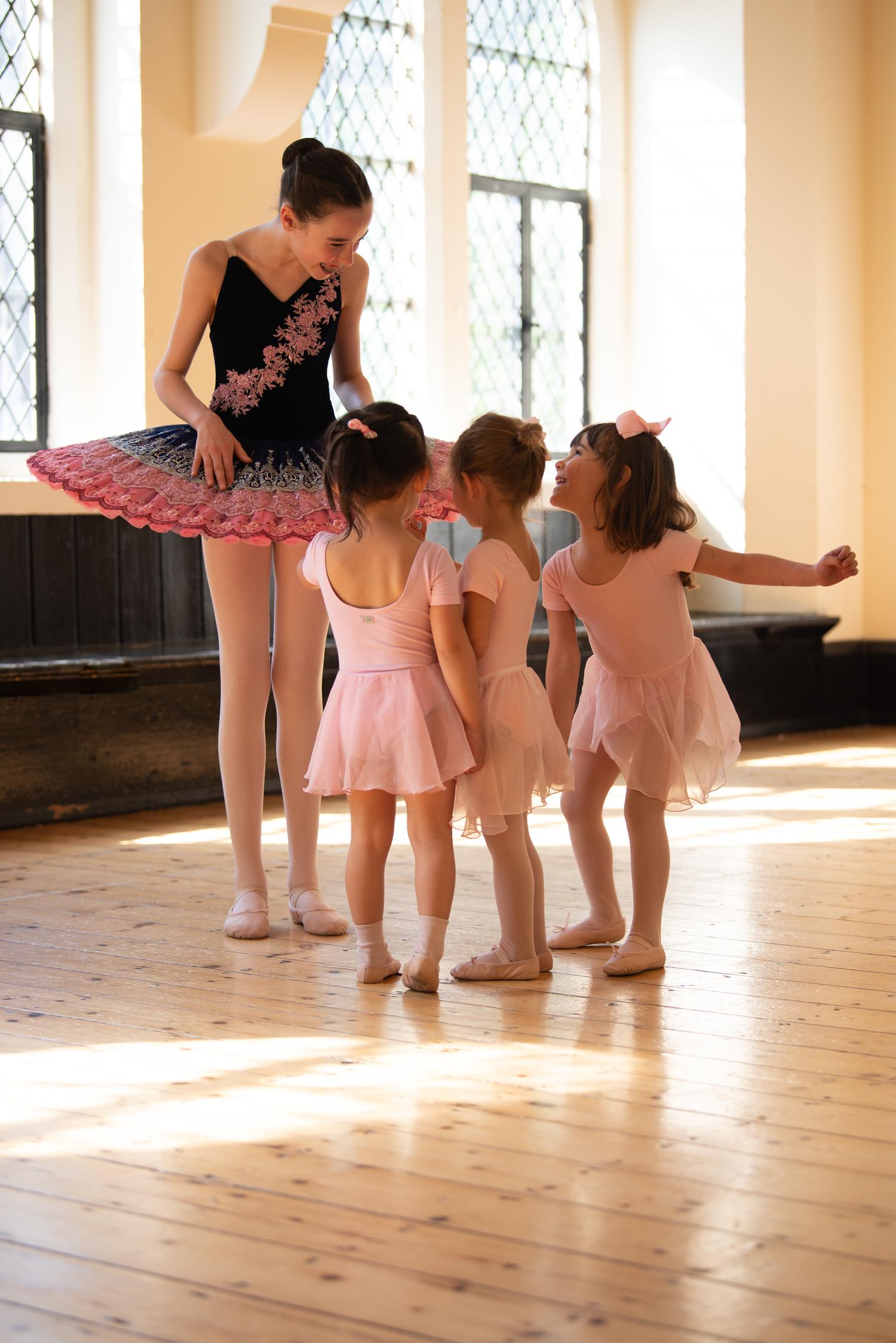 Dancer: Liberty  Tutu by Baby Bunheads  Photographer: Karolina Webb
