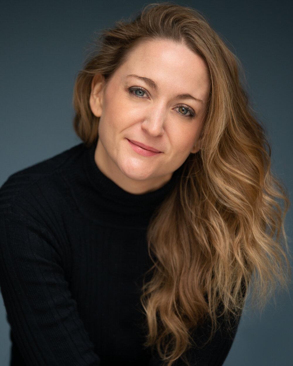 Author Headshot Photography