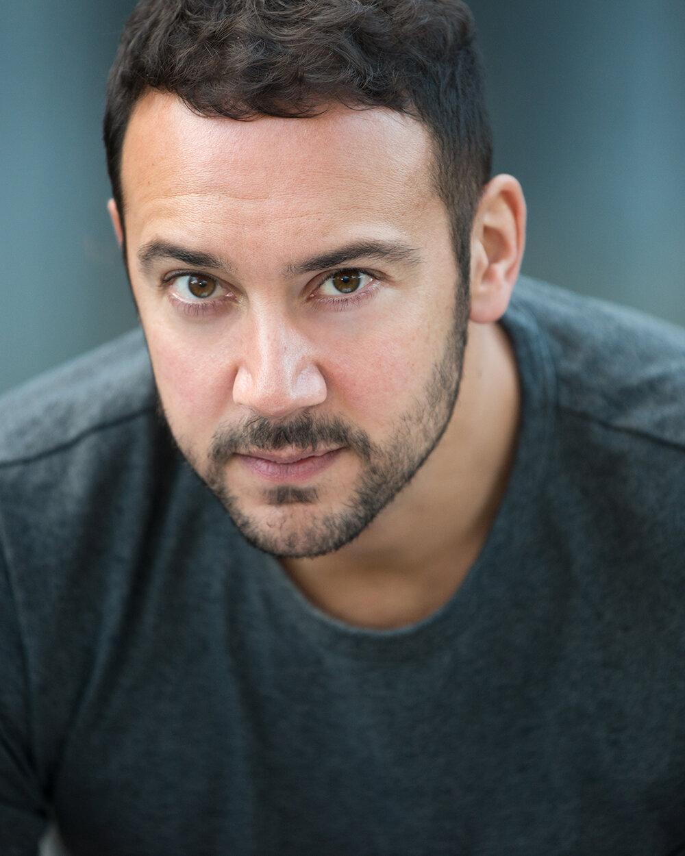 Actor Headshots Notting Hill