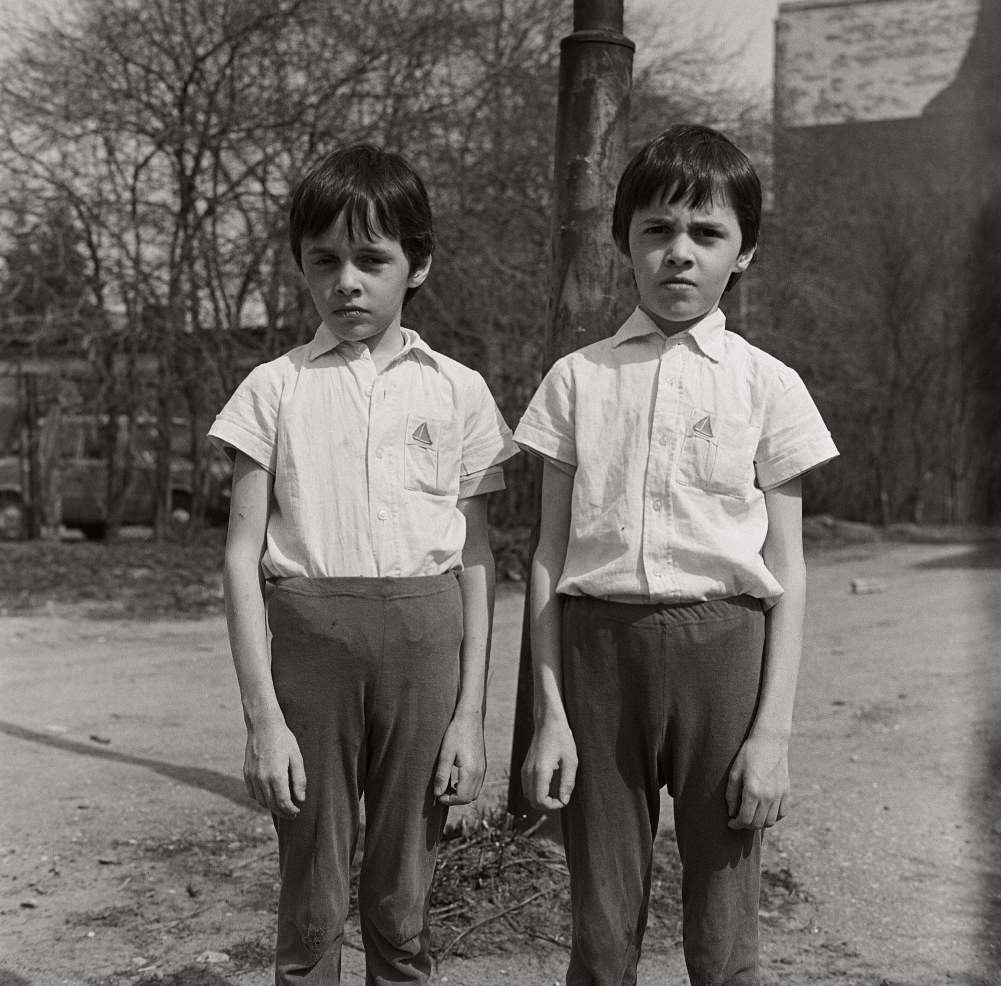 Les jumeaux de Gulbene