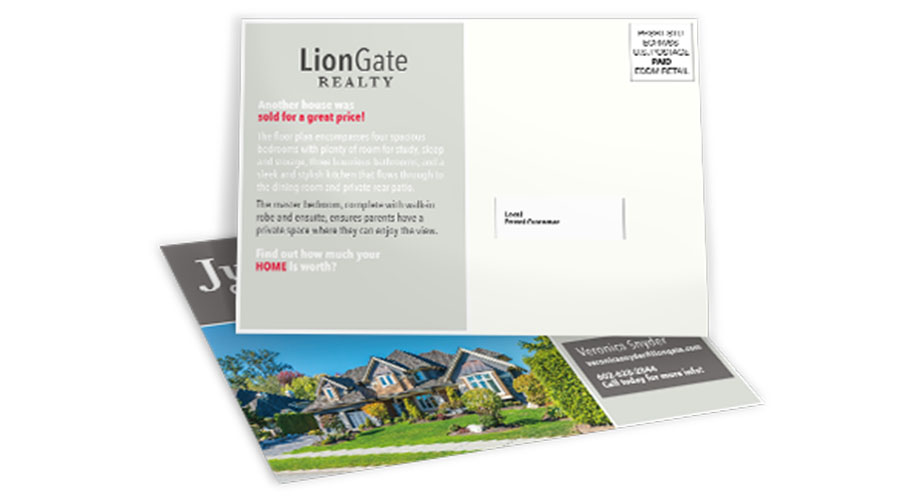 Mailing - Bulk Rate PostageAddress PrintingMailing List Data BaseEvery Door Direct Mail