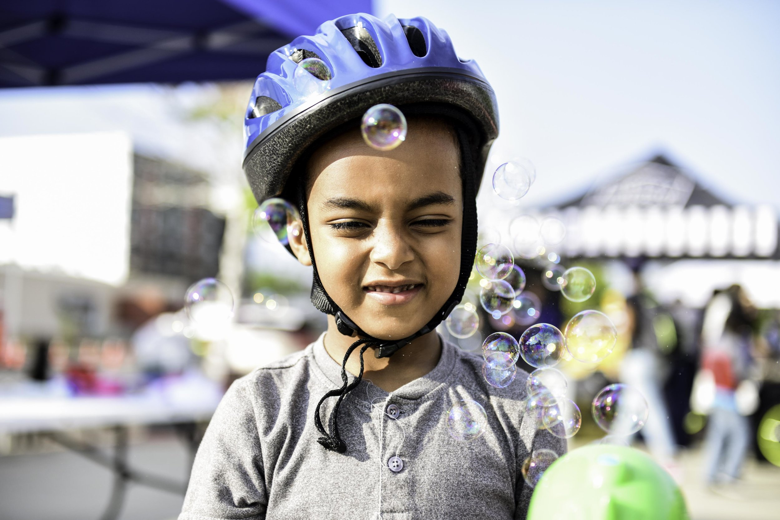 The Mayor's Ride is FREE and open to kids of all ages! -