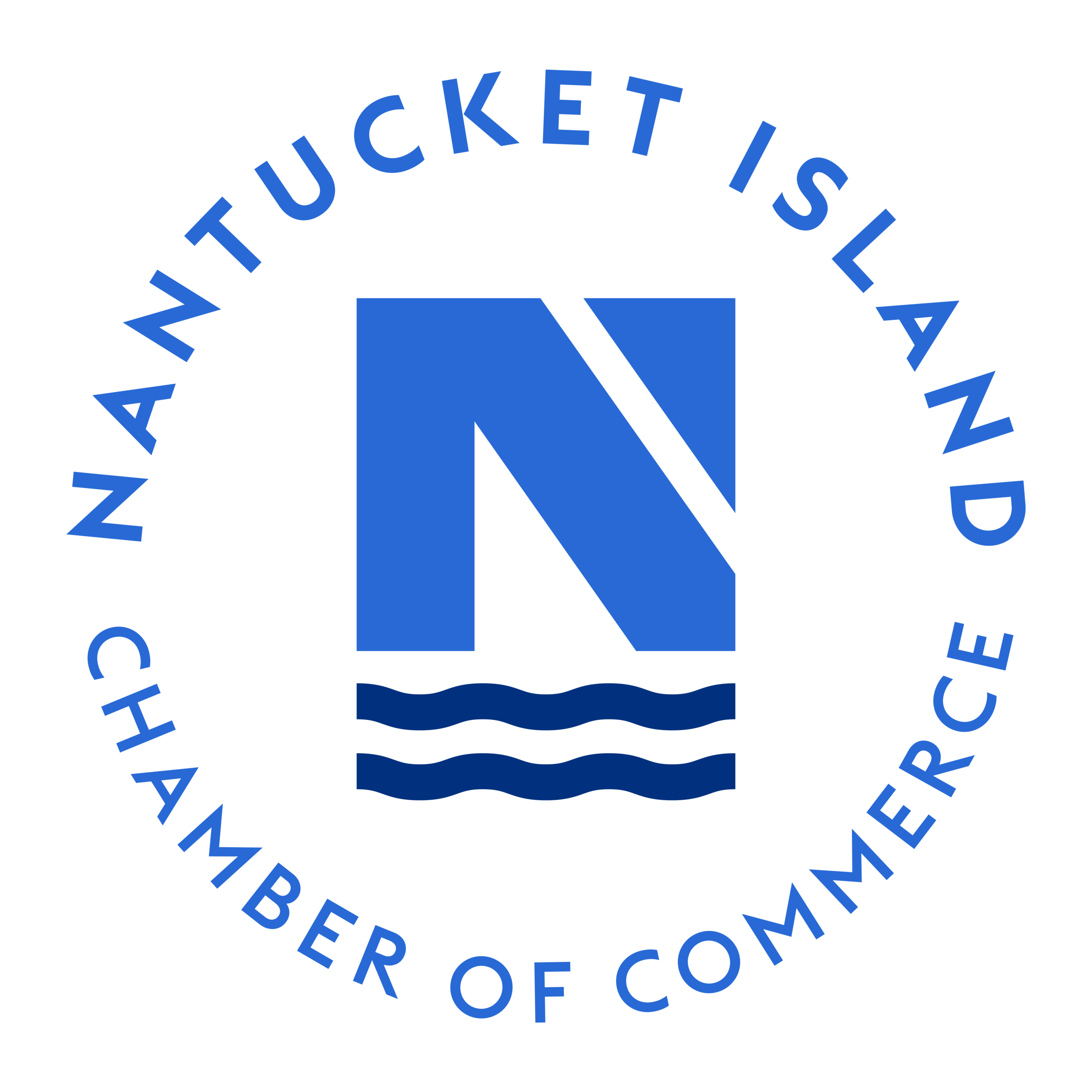 Nantucket Chamber Logo