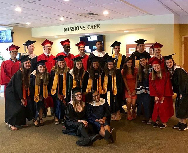 Congratulations to our 2019 seniors! #thisisChristChurch #christgreensboro #cumcgso #lovegrowserve #graduationsunday