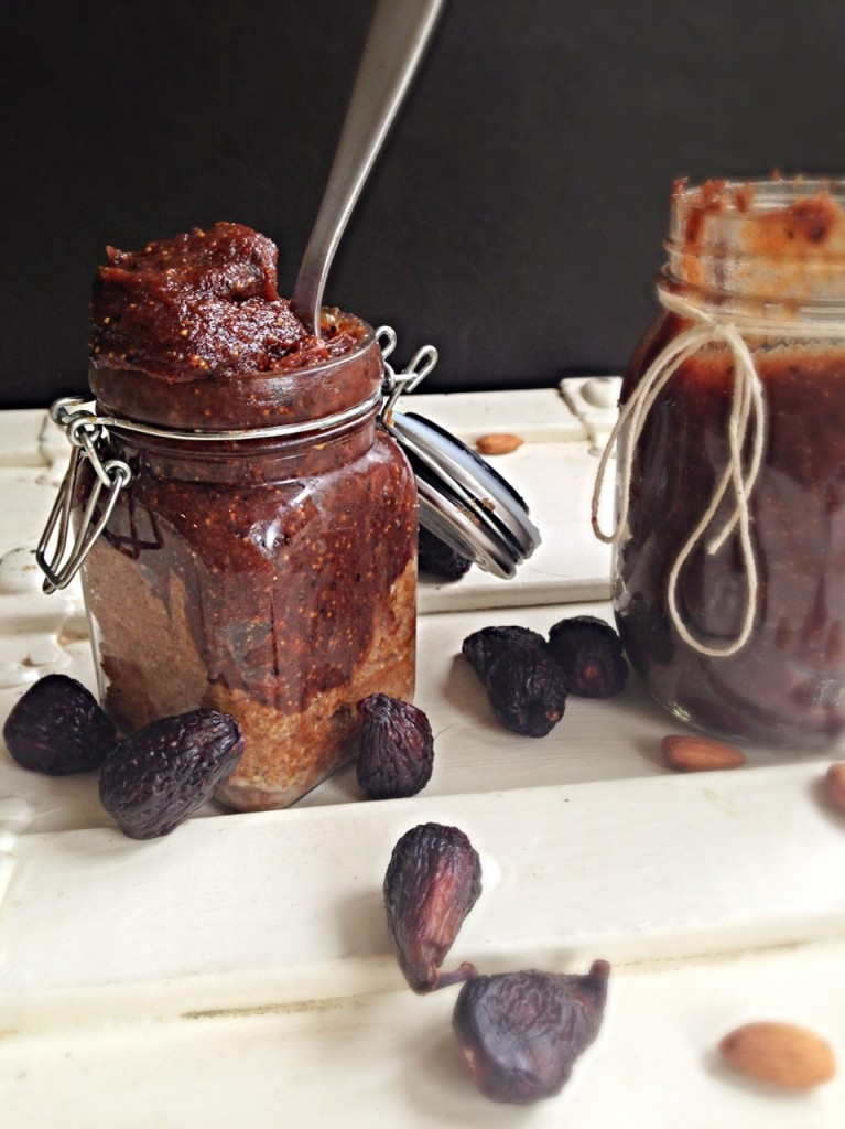 fig and vanilla almond butter