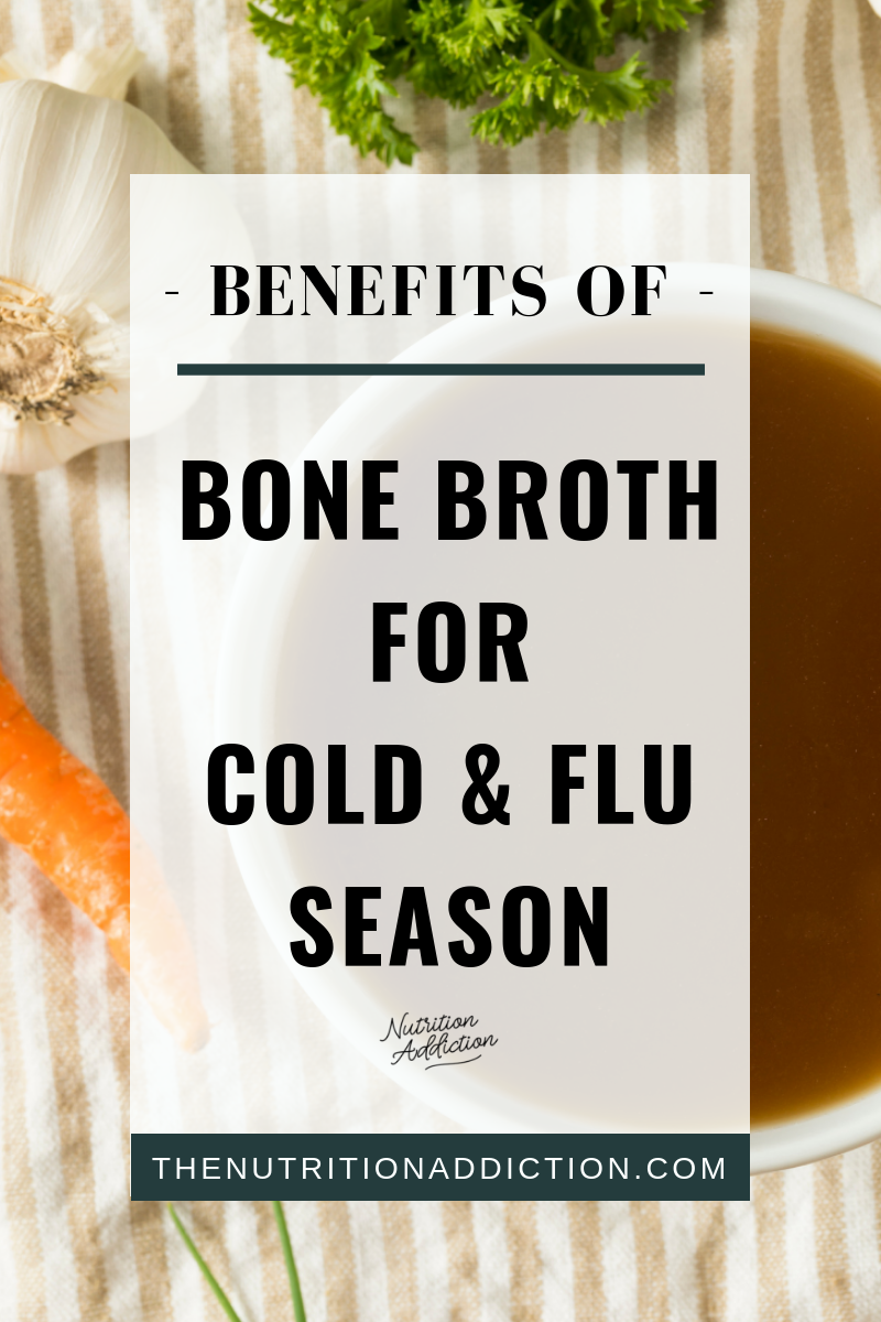 Benefits of Bone Broth for Cold and Flu Season