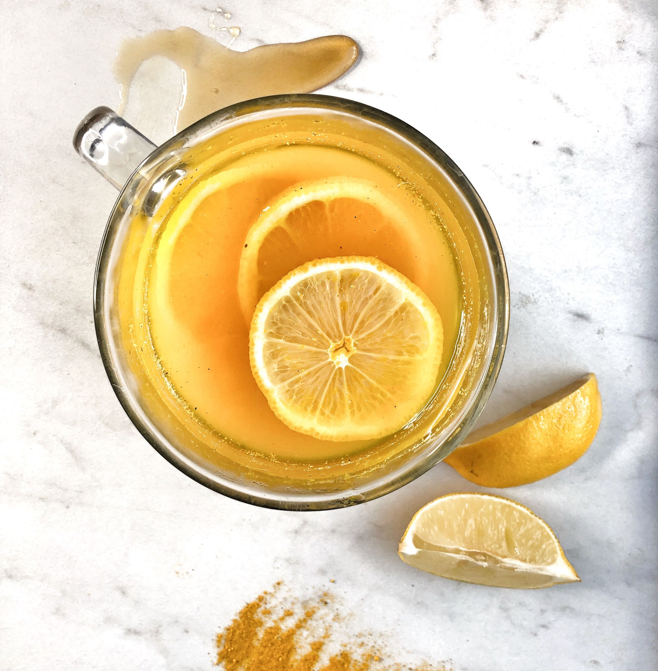 turmeric tea for cough and cold