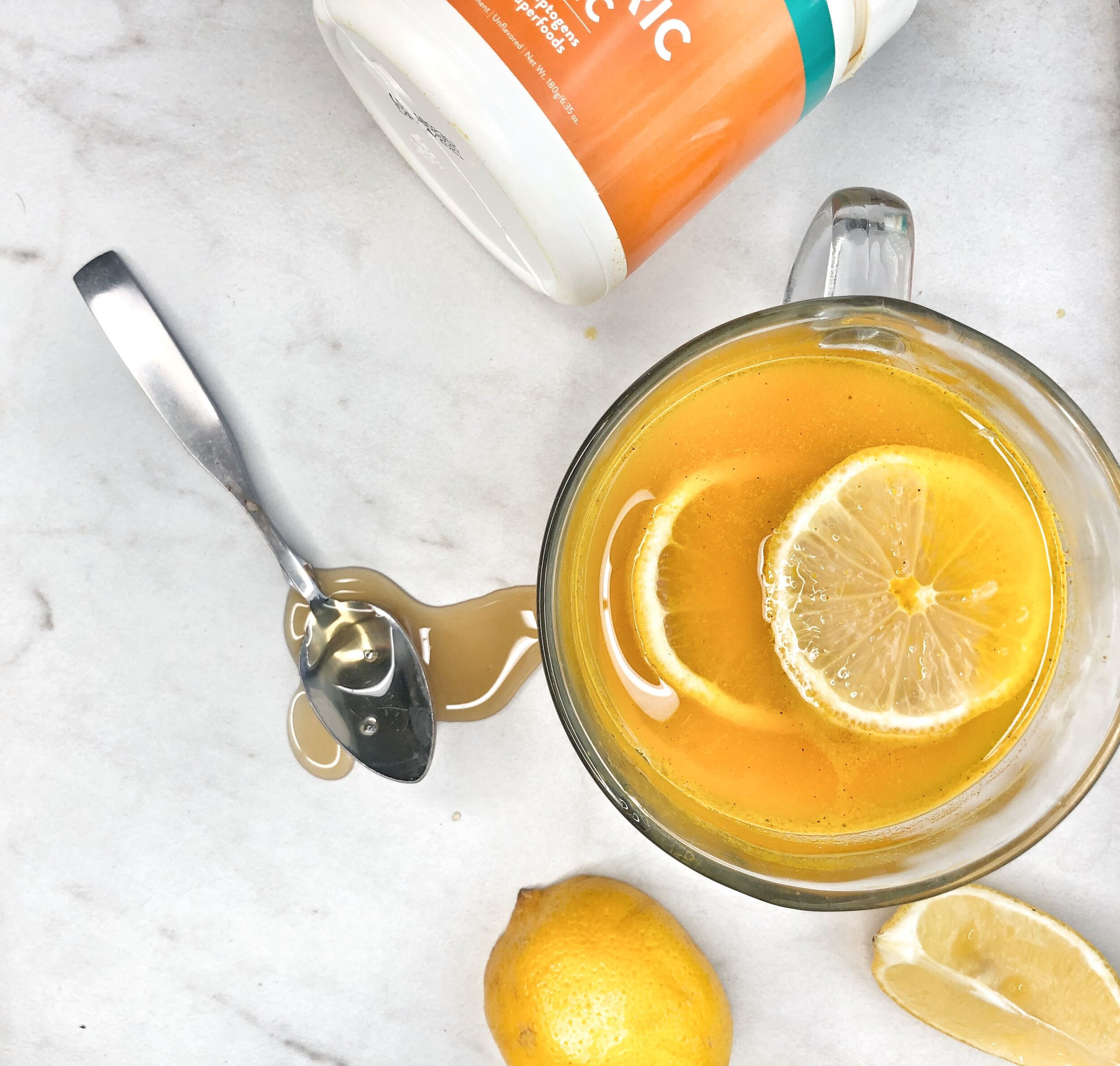 cold and cough-killer turmeric tea
