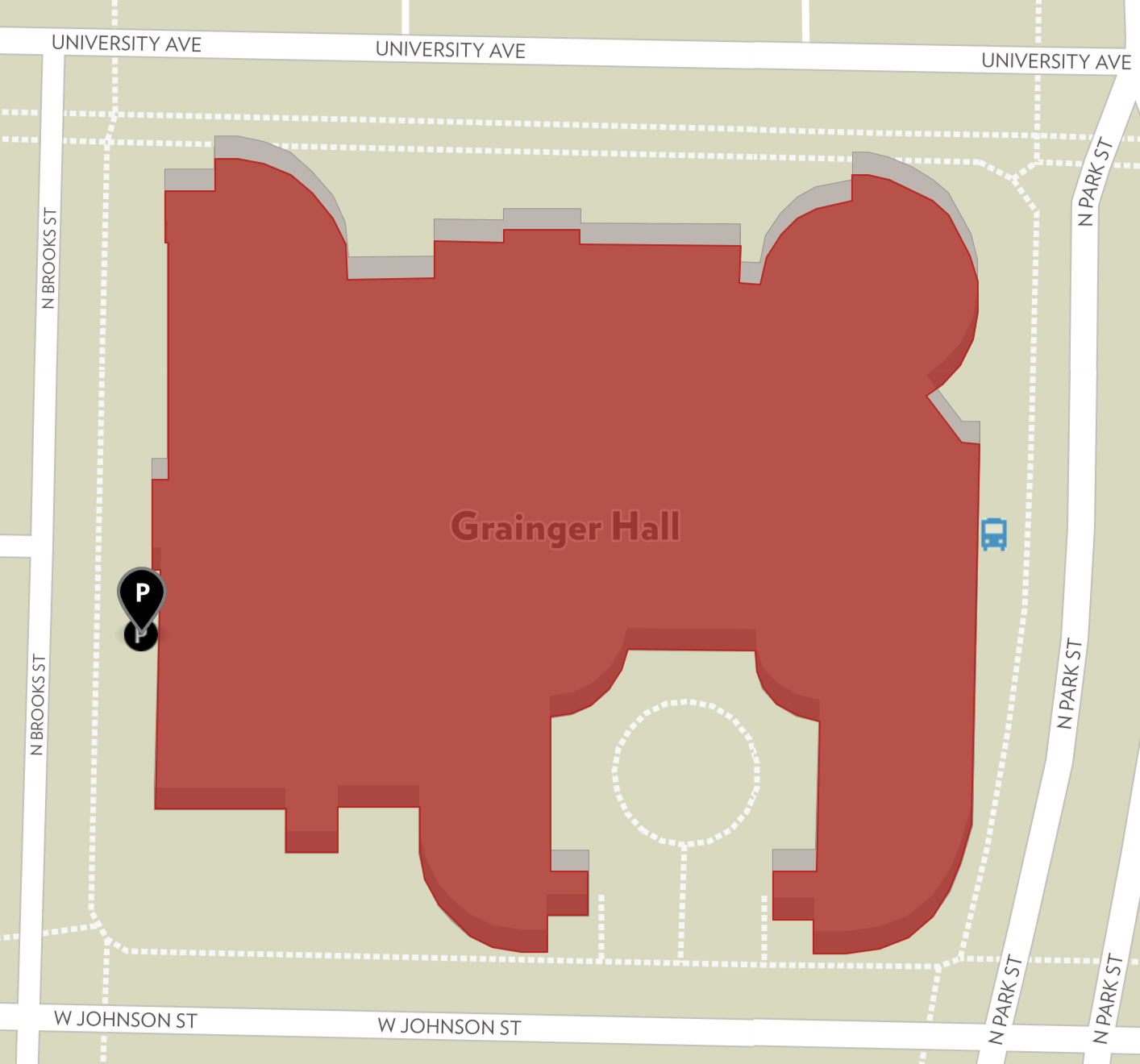 grainger hall -