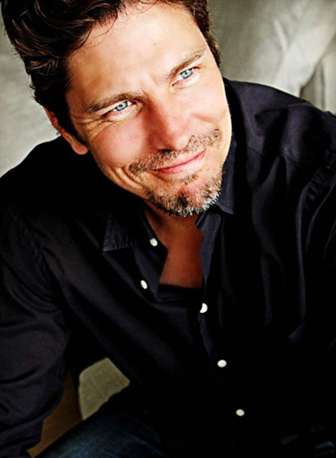 Michael Trucco - He may look familiar because his IMDB page is a mile long. Trucco is the definition of