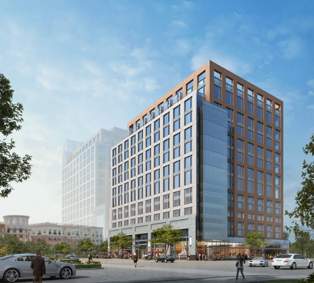 765 John Carlyle at Carlyle Plaza - Planned and permit ready, the first phase of Carlyle Plaza's office density can deliver by 1st QTR 2020.