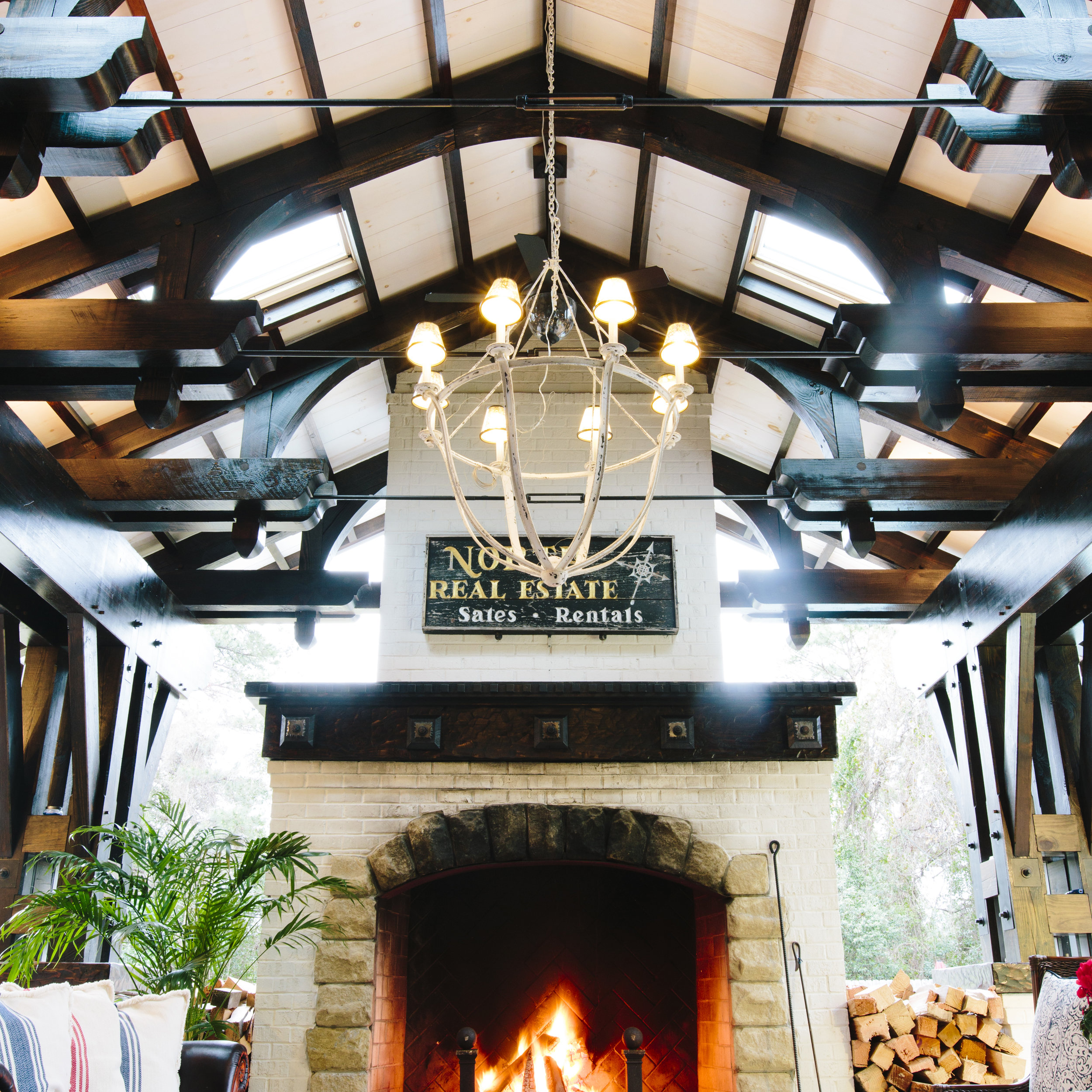 Browse our post & beam home gallery -