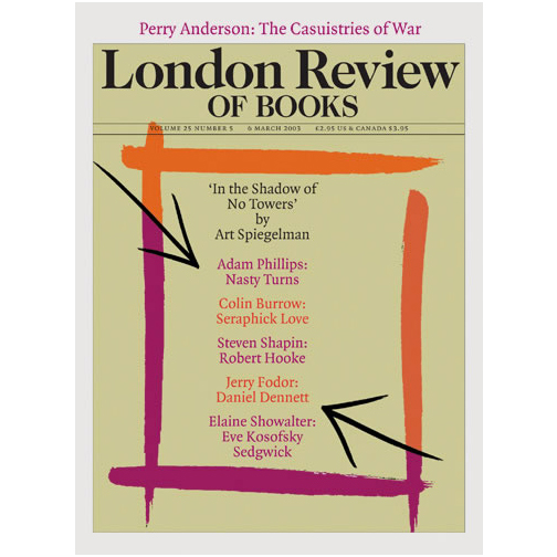 London Review of Books, Daphne Beal