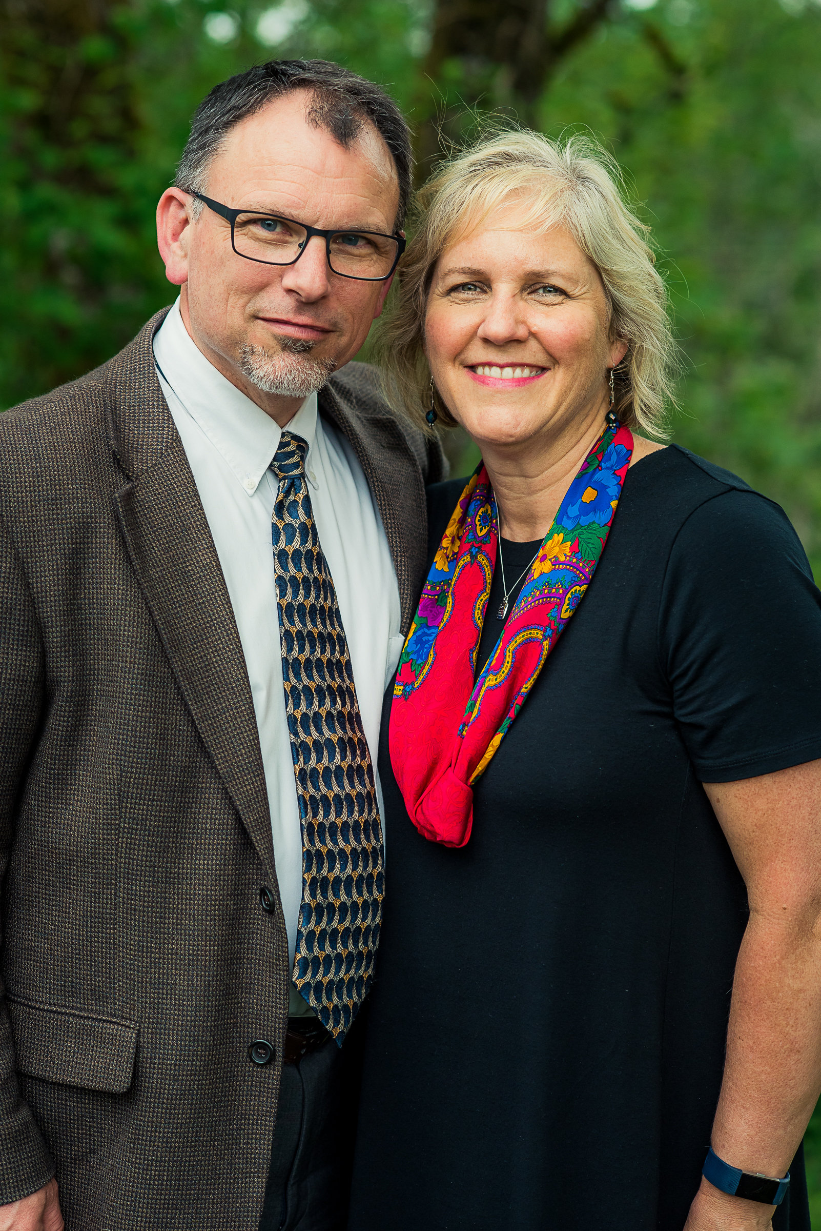 Tom and Caroline Hiscox have served Jesus through InFaith fellowship churches in Northwest Oregon since 1994. Tom assumed the duties of area missionary in January 2018.