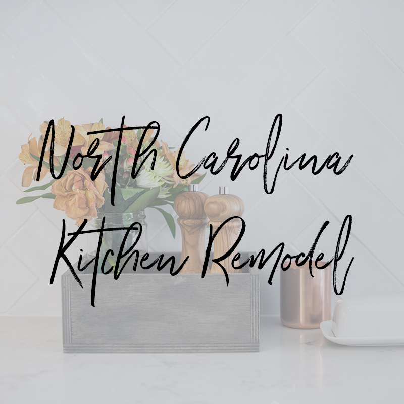 Designology Studio | North Carolina Kitchen Remodel