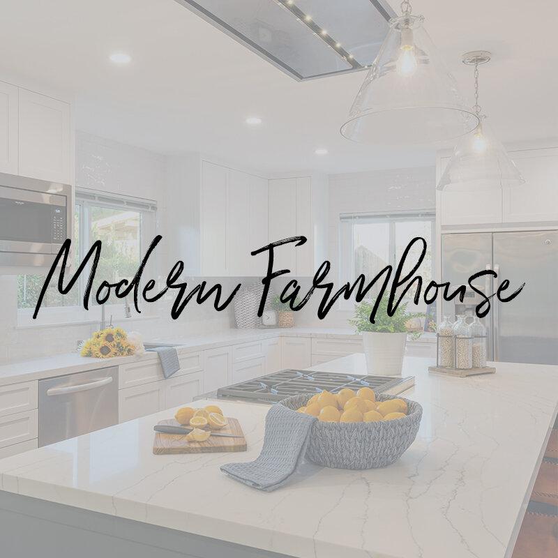 Designology Studio | Modern Farmhouse