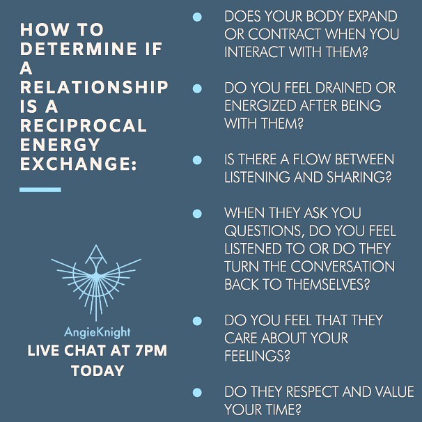 Join me live here tonight if this conversation interests you!