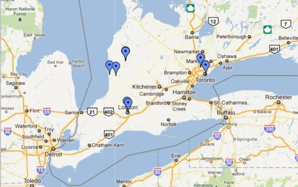 vintageanchor :     The Geography of Alice Munro (Literary mapping with Google Maps)     If you (obsessively) like books, you should be following Vintage Anchor.