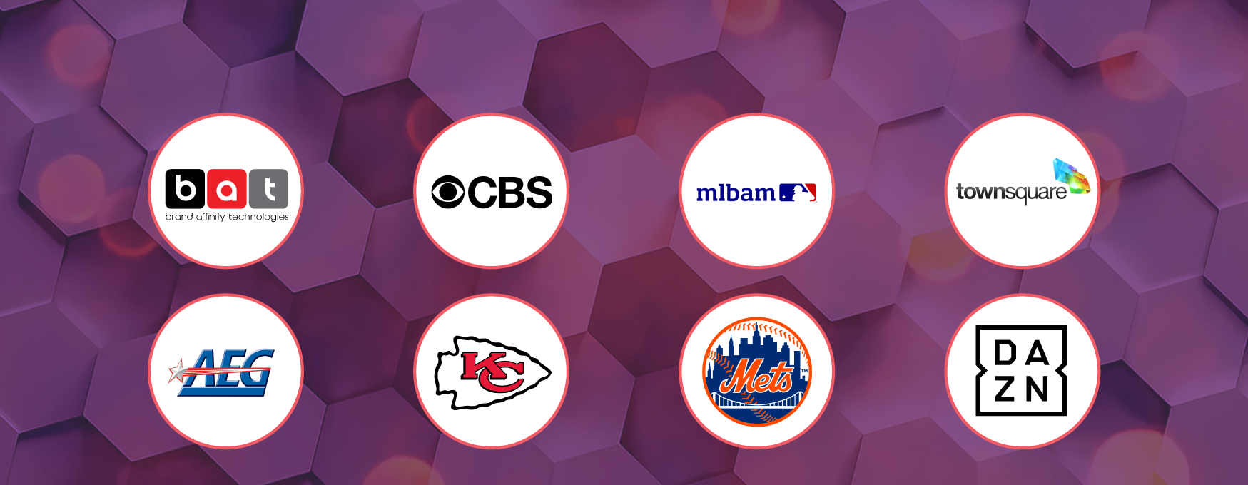 TOP MEDIA PLACEMENTS  (Partial List)