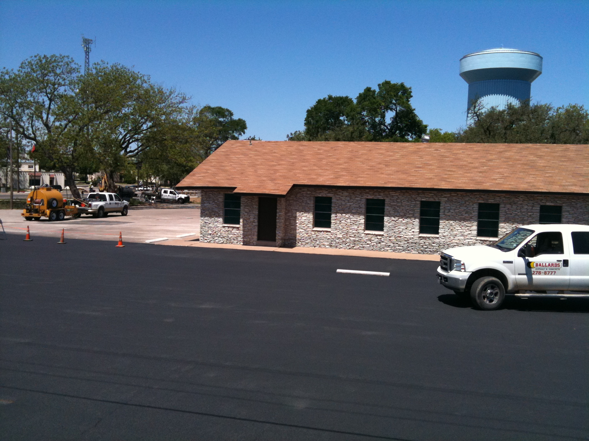 Asphalt Repair Austin, TX