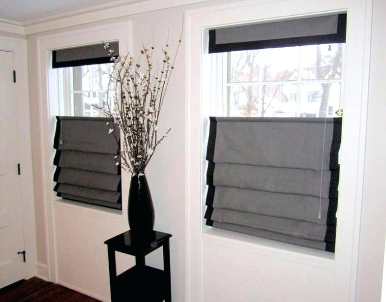 Top down, bottom up hobbled shades … Bottom up shades are super useful, say, in a bathroom scenario behind a soaking tub so your neighbors don't see your business.