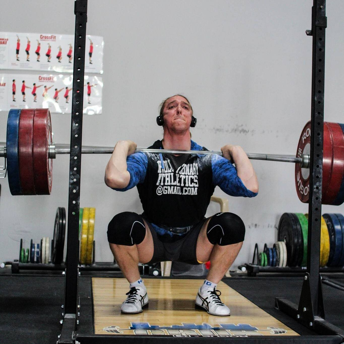 Staff Clintonville Barbell