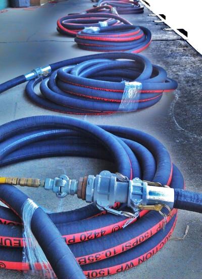 Hydrostatic & Vacuum Testing