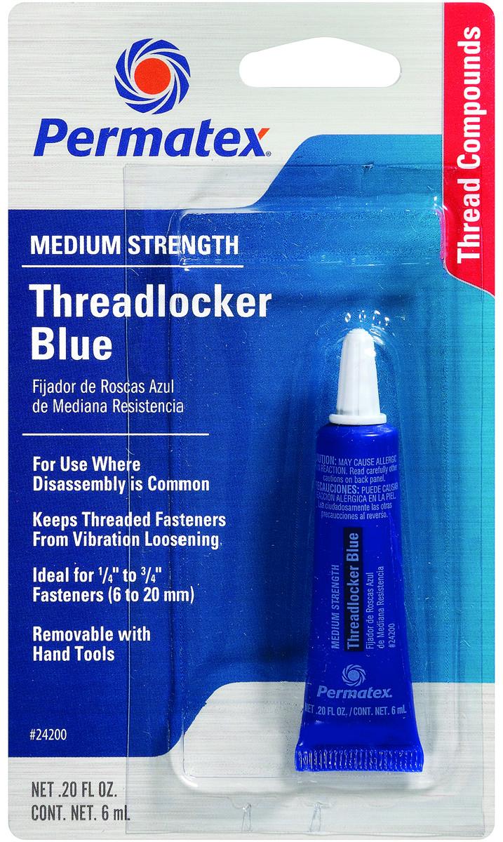 Permatex Blue Threadlocker