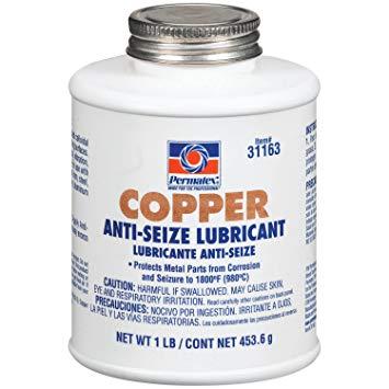 Copper Based Anti-Seize