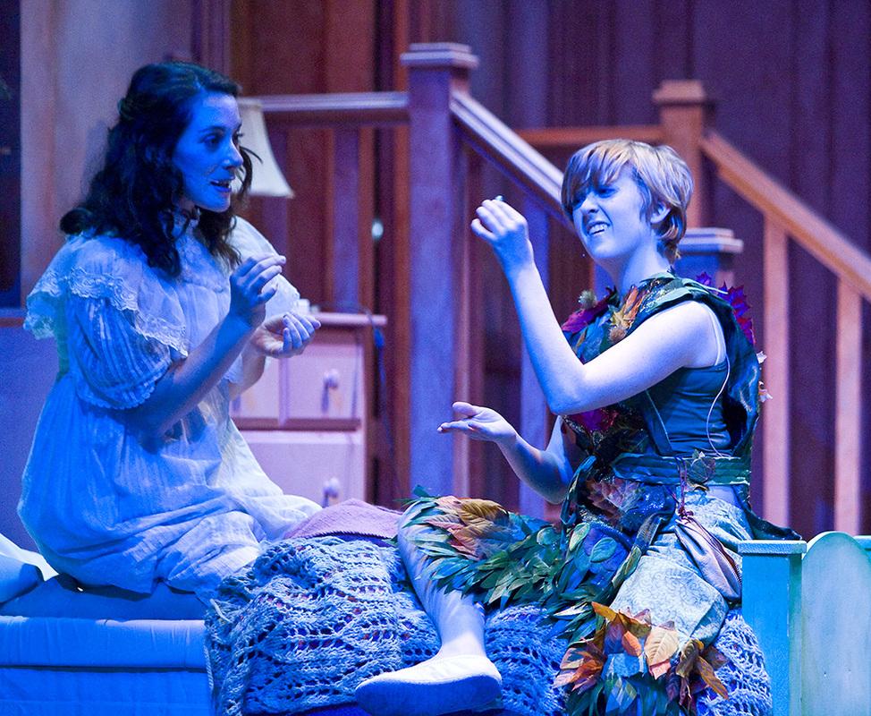 Wendy,  Peter Pan,  Santa Barbara Theater