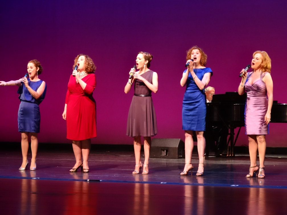 Vocalist,  The Astaire Awards , NYU Skirball Center