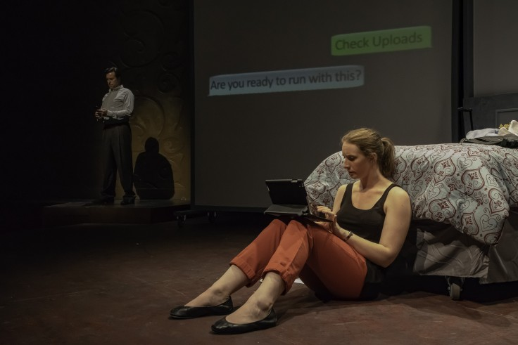'Honor Killing' Uses Technology On Stage To Explore Global Violence Against Women