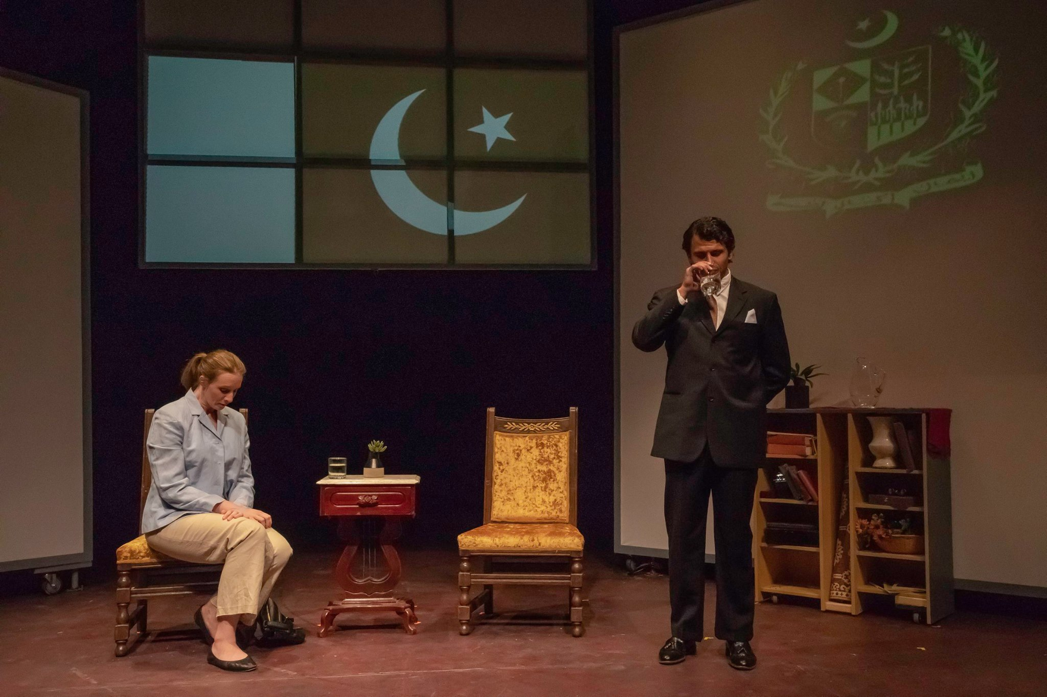 Athena Theater presents HONOR KILLING