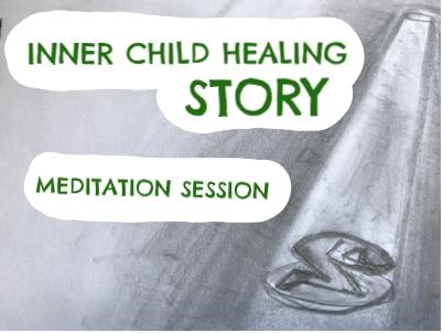 inner child healing meditation session