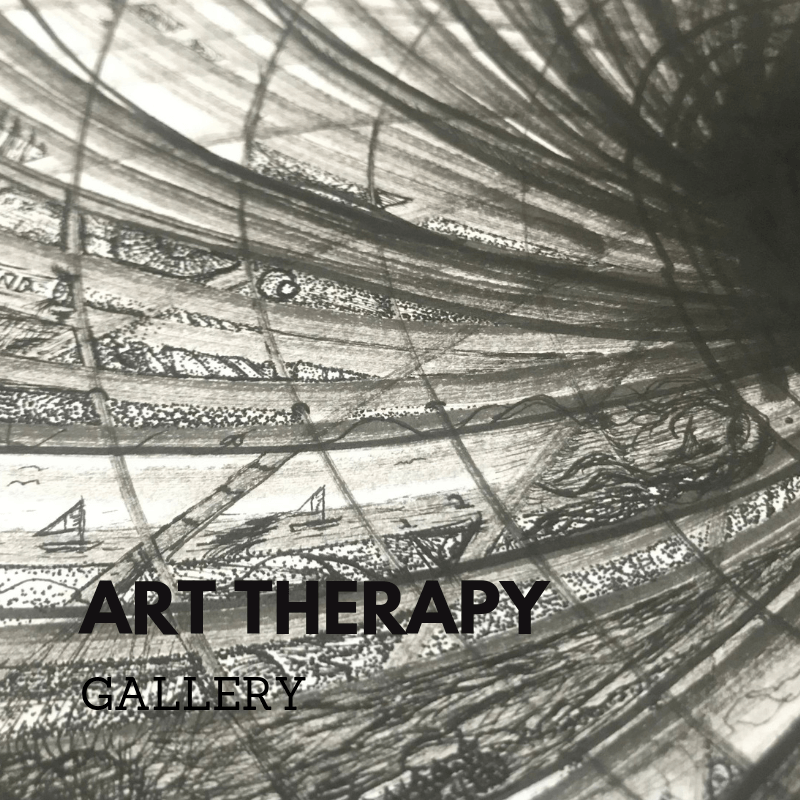 Click here to view my personal art therapy work