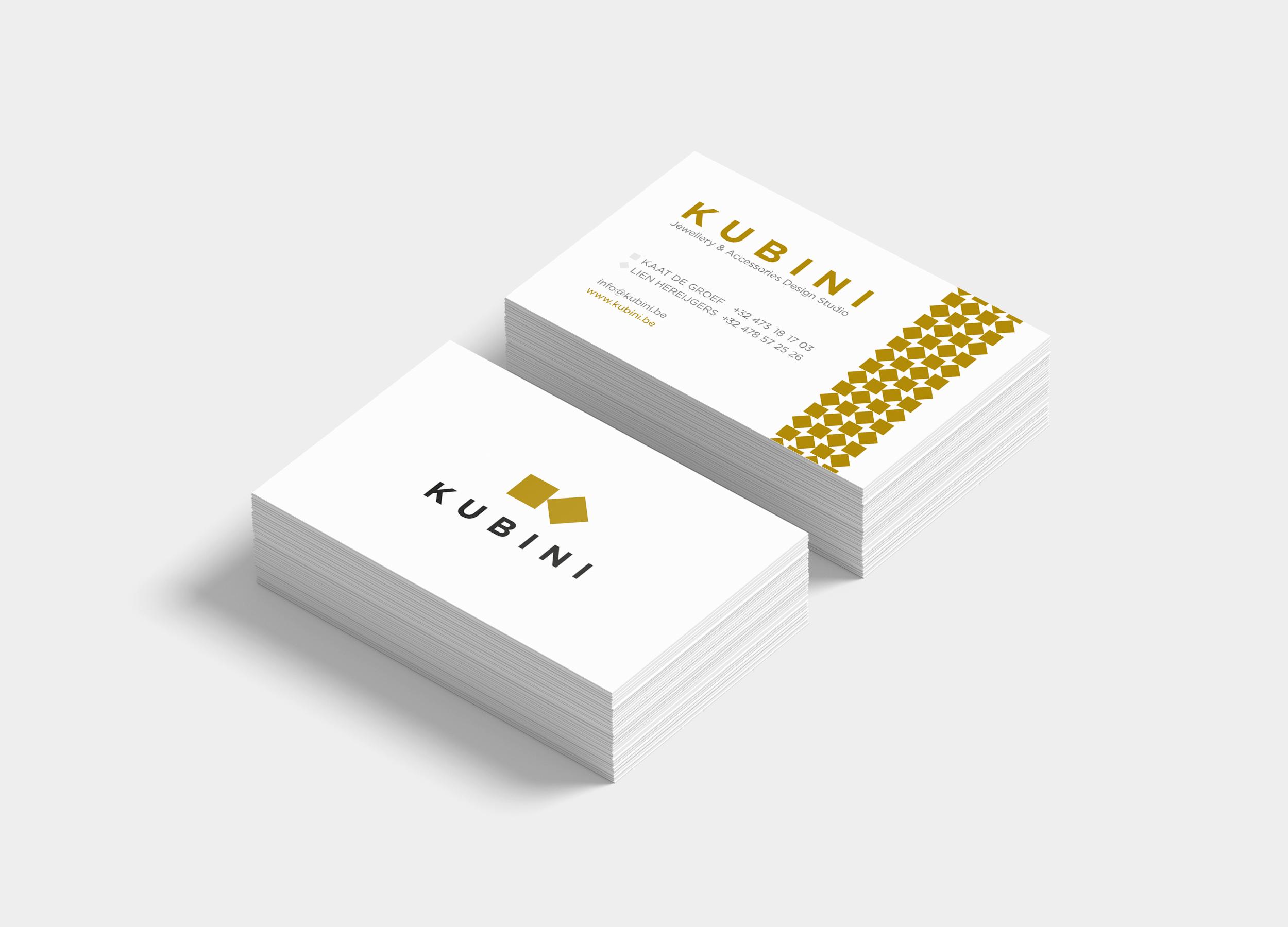 Kubini - Visitekaartje